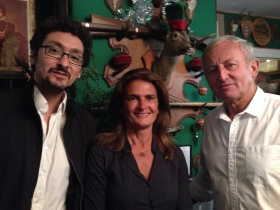 L'Autre à la Forêt des Livres, en présence de David Foenkinos et de Yann Quefellec