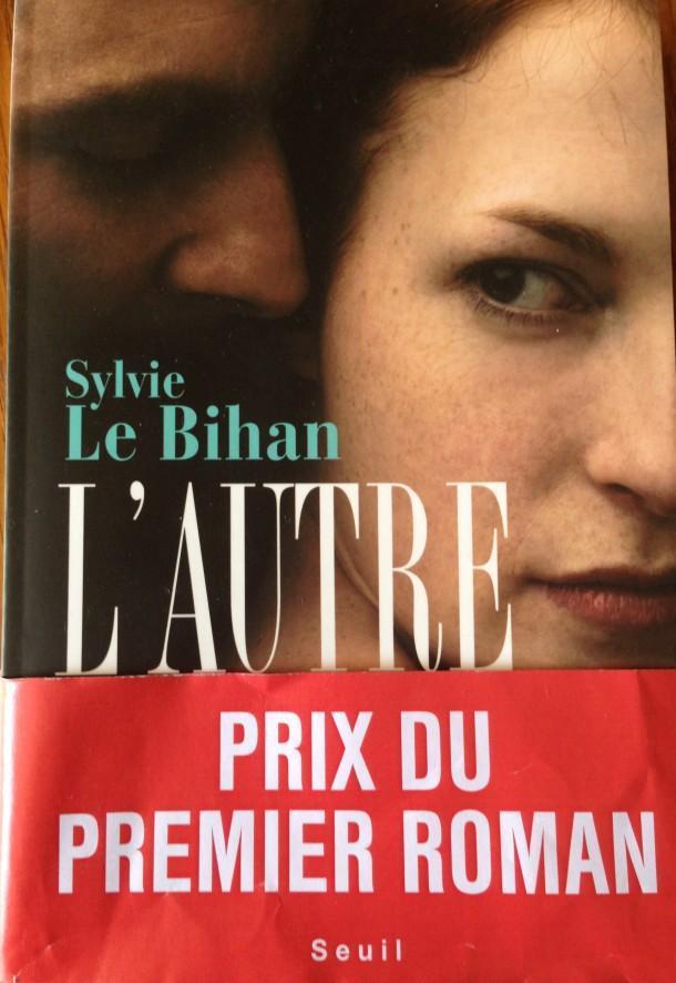 """Consécration du roman """"L'Autre"""""""